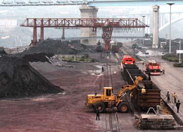 矿类物流运输